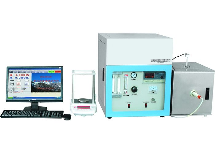 Combustion Total Sulfur Analyzer , Sulphur Testing Equipment 20 Analysis Channels